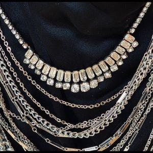 Sarah Cov multi chain necklace